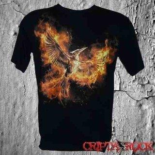Camisetas Heróis Cinema Séries Jogos Vorazes 12 Anos (sinc)