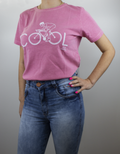 Camiseta Casual Feminina Márcio May Cool - Márcio May Sports - Roupas para Ciclismo