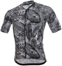 Camisa de Ciclismo Masculina Márcio May Funny Dry Leaves