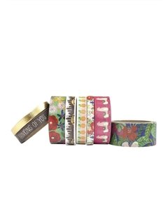 Chasing Adventures washi tape tube - comprar online