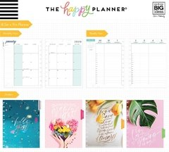2020 BIG Happy Planner® - Stay Golden - 12 Months - comprar online