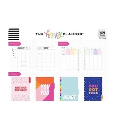 2020 Classic Happy Planner® - Live In Color - 12 Months - comprar online