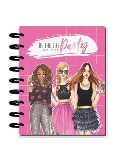 2020 Classic Happy Planner® x Rongrong - Life of the Party - 12 Months