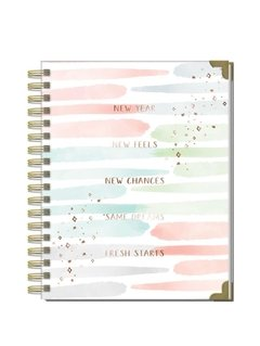 2020 Classic Twin Loop Happy Planner® - Be Well (Wellness) - 12 Months