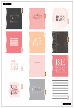2020 Classic Twin Loop Happy Planner® - Biz Babe - 12 Months na internet