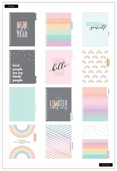2020 Classic Twin Loop Happy Planner® - Pastel Dreams - 12 Months na internet
