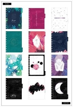 2020 Deluxe Classic Happy Planner® - Dreaming Stargazer - 12 Months na internet