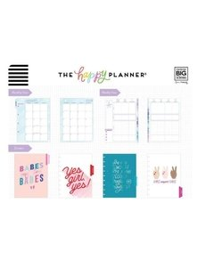 2020 Deluxe Classic Happy Planner® - Encourager Empower - 12 Months na internet