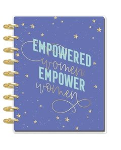2020 Deluxe Classic Happy Planner® - Encourager Empower - 12 Months