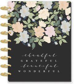 2020 Deluxe Classic Happy Planner® - Floral Homebody - 12 Months