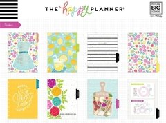 2020 Deluxe Classic Happy Planner® - Happy Hostess Confetti - 12 Months - comprar online