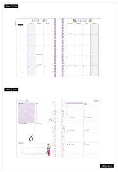 2020 Mini Happy Planner® x Rongrong - Babes Support Babes - 12 Months - comprar online