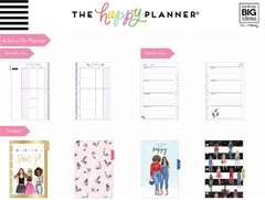 2020 Mini Happy Planner® x Rongrong - Life Is Beautiful - 12 Months - comprar online