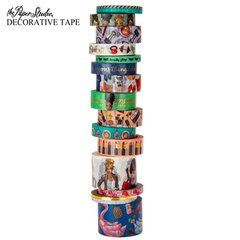Fashion Girls Washi Tape