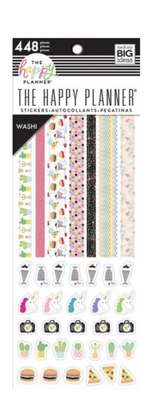 Super Fun Washi Book