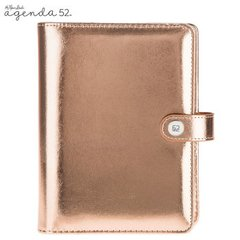 Rose Gold Planner Binder Personal