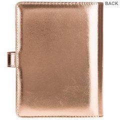 Rose Gold Planner Binder Personal na internet