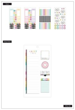Accessory Book - Planner Babe na internet
