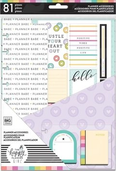 Classic Accessory Pack - Planner Babe