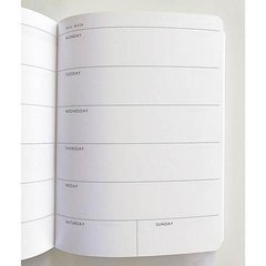 Composition Notebook - Undated Calendar - comprar online