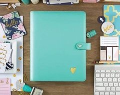 Composition Planner - Light Teal - Planner Girl
