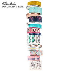 Girly Washi Tape Tube