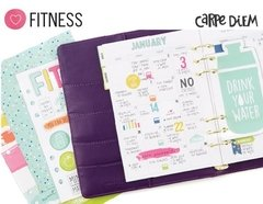 Fitness Planner Inserts A5 - comprar online