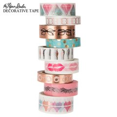 Glam Girl Washi Tape Tube