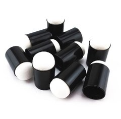 Finger Sponge Daubers Set for Painting Drawing Ink Crafts Chalk - comprar online