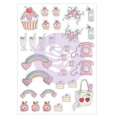 Josefina Planner Stickers - Diamond Girl - comprar online
