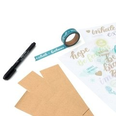 Kelly Creates Journal Accessory Kit - Planner Girl