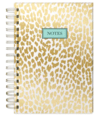 Leopard Spiral Journal