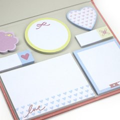 Pink Stone Conjunto Sticky Notes - comprar online
