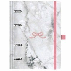 Pink Stone Planner Maxi - Mármore