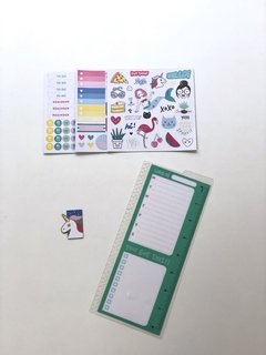 Planner Cover and Accessory Kit - comprar online