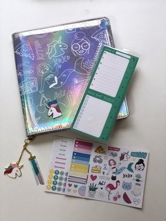Planner Cover and Accessory Kit