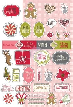 Stickers-December - comprar online