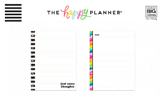 The Classic Happy Planner® Student Thoughts Paper Fillers - comprar online
