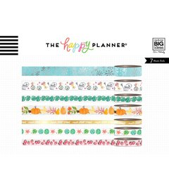 The Happy Planner® Washi Tapes, Everyday
