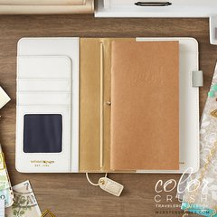 Color Crush  - Travelers Planner - White Diamond - comprar online