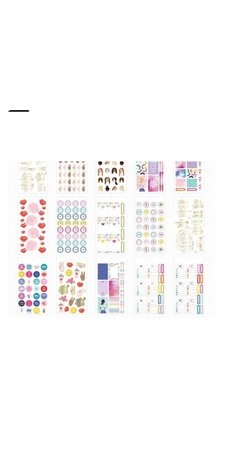 Value Pack Stickers - Encourager - comprar online