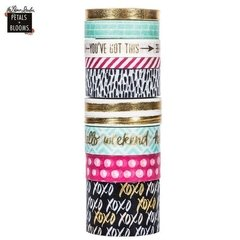 XOXO Washi Tape Tube