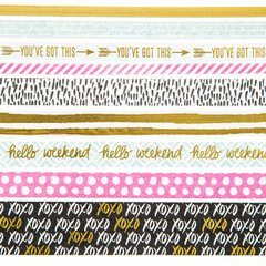 XOXO Washi Tape Tube - comprar online