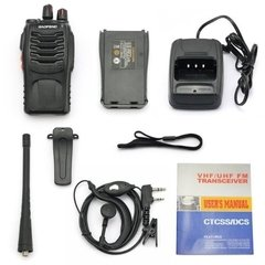 Handy Bf-888s Baofeng Uhf 16 Canales en internet