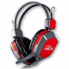 St-hex Noga Stormer Auriculares Gamer Microfono Cable Reforzado