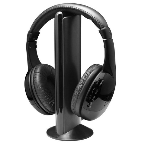NG-110 Auriculares Noga Ng-110 Inalambricos Tv Pc Mp3