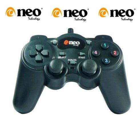 Nv-gp001 Neo Joystick Gamepad Joypad Pc Usb
