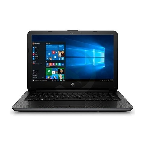 Notebook Hp 240 G6 Dual Core 4gb