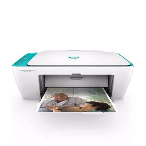 Hp Advantage 2675 Impresora Deskjet Ink Advantage 2675