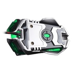 Ayax Noga Mouse Gamer Metal Pro Gaming 4000dpi Led 7 Botones - ARROW